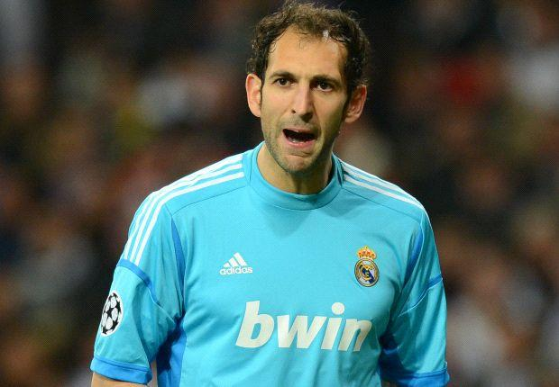 Diego Lopez _Real Madrid