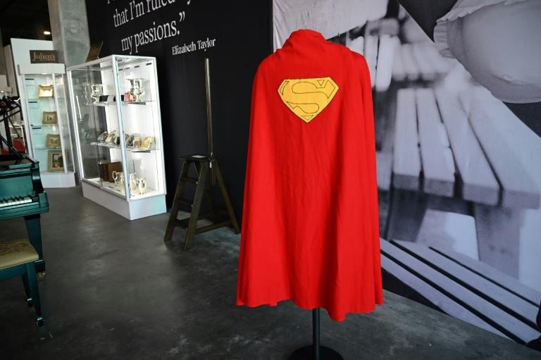Only six capes in total were used while shooting the film, which came out in 1978