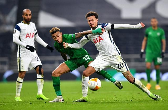 Dele Alli was a creative force for Tottenham