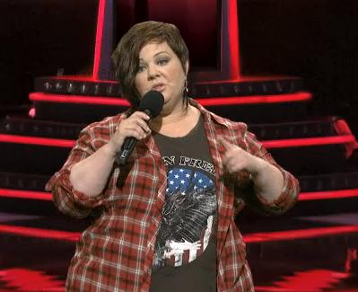 Melissa McCarthy on SNL: Watch 'The Voice' Judges Flip for Her Singing (Video)