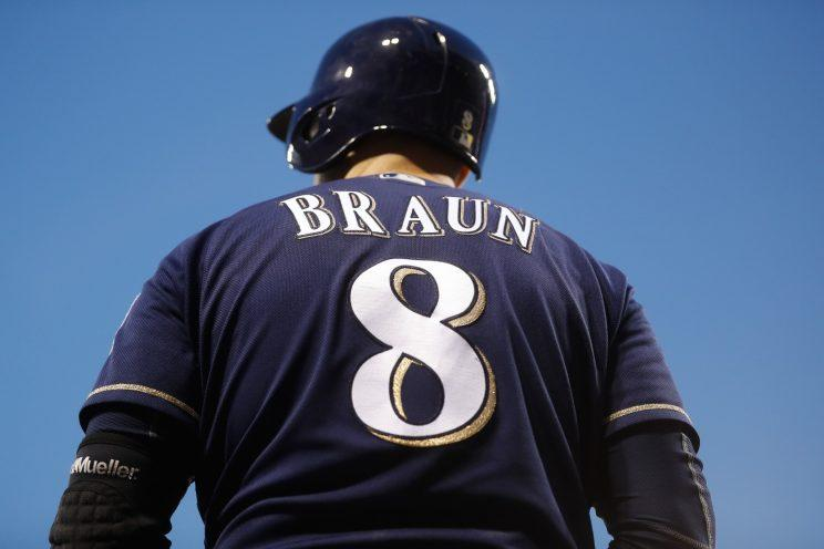 Ryan Braun is open to a trade, but only if it's the right situation. (AP Photo)