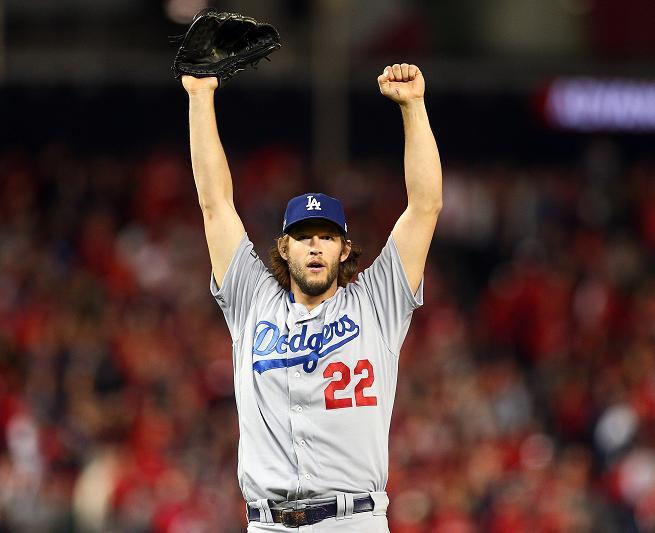 Can Clayton Kershaw get the Dodgers even in the NLCS? (Getty Images)