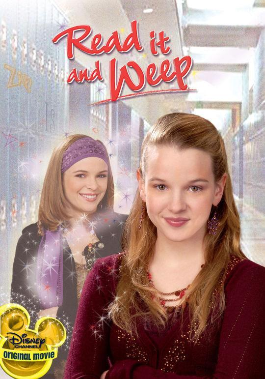 <p>Sisters Danielle and Kay Panabaker star in this extremely thought-provoking drama about a mousy girl who writes a book about her alter-ego only to witness the fictional glamazon abomination come to life!<br><br><i>(Credit: Disney Channel)</i> </p>
