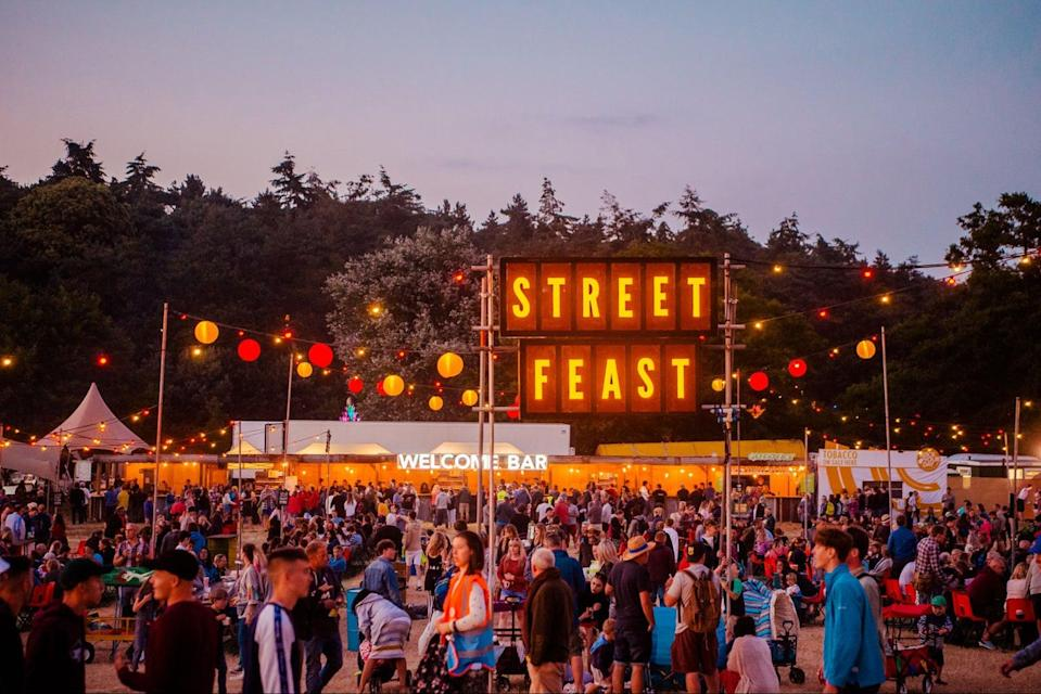 Get down and tuck in: Street Feast are headed to Hackney Wick (Street Feast)