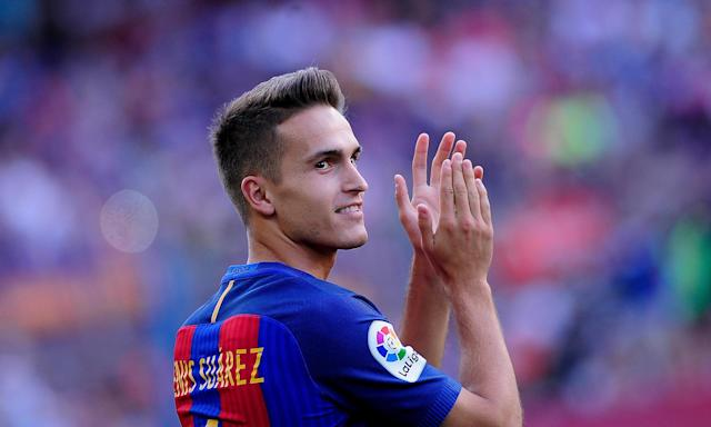 Denis Suárez has played 46 times in La Liga for Barcelona but he has been unable to hold down a regular starting place.