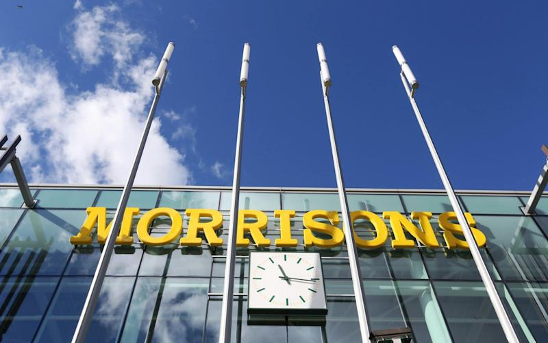 Like-for-like sales rose by 3pc at Morrisons - Chris Ratcliffe/Bloomberg