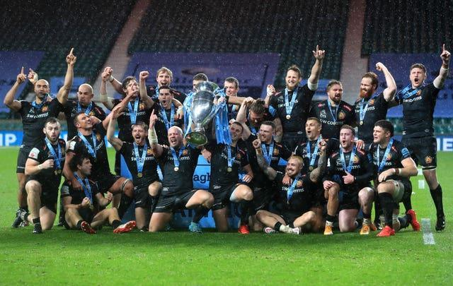 Exeter Chiefs v Wasps – Gallagher Premiership Play-Off Final – Twickenham