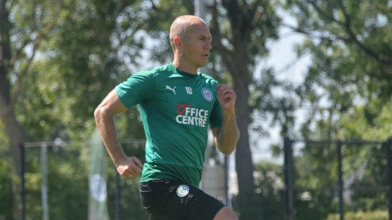 'I want to get even fitter' - Robben delays first match back for Groningen after coming out of retirement