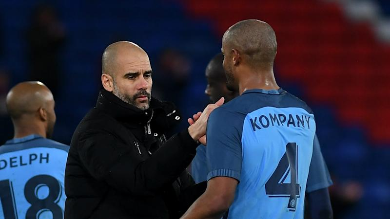 Man City boss Guardiola demands victory over Watford