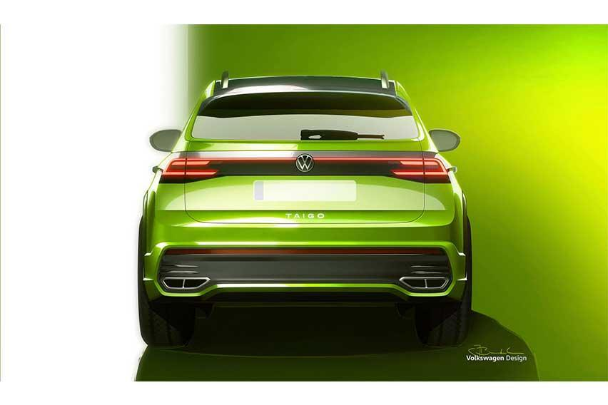 Volkswagen-teases-new-Taigo-CUV-1