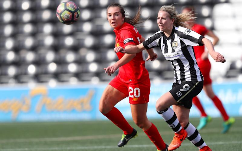Notts County Ladies have folded - The FA Collection