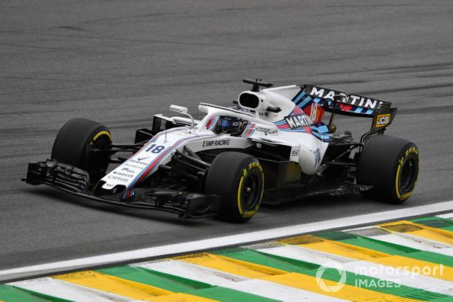 "2018: Williams-Mercedes FW41 <span class=""copyright"">Mark Sutton / Motorsport Images</span>"