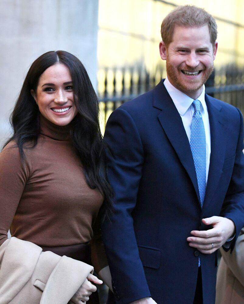 Meghan Markle, Prince Harry | DANIEL LEAL-OLIVAS/POOL/AFP via Getty