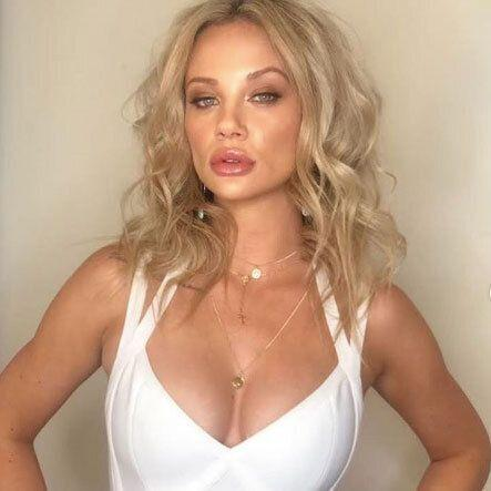 Married at first sight star jessika power posing for her instagram followers