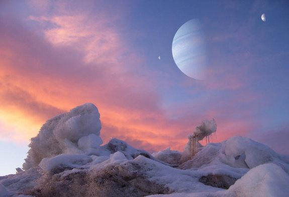 Alien Life May Exist on Exoplanet Moons