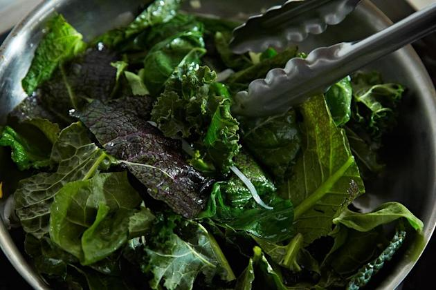 How to Make Sautéed Greens Without a Recipe on Food52