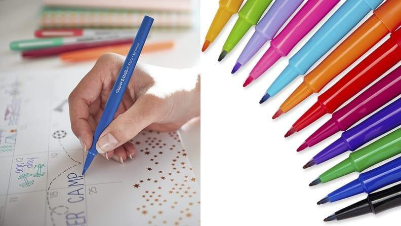 Every instructor needs a reliable pack of pens to grade with.