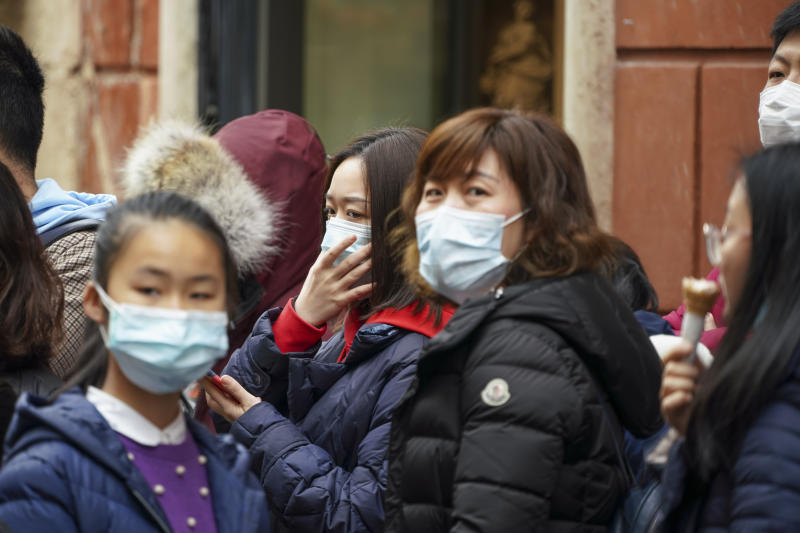 Italy China Outbreak