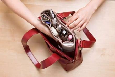 Carrying too many items in your handbag can be hazardous to your health