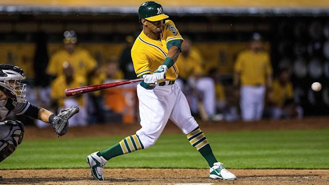 Our daily fantasy baseball lineup for Tuesday is loaded with stud sluggers, but a few value picks -- including our pitcher -- are a key part of our strategy.