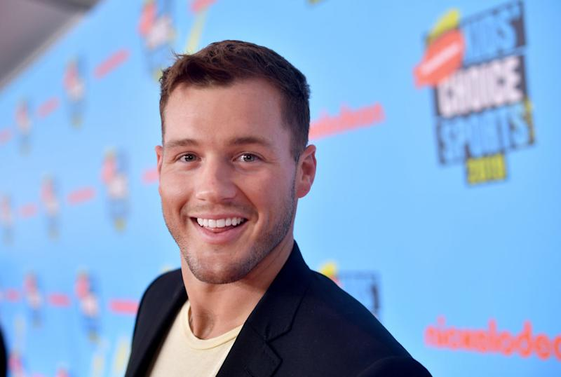 """The Bachelor"" star Colton Underwood has tested positive for the coronavirus. (Photo: Matt Winkelmeyer/Getty Images)"