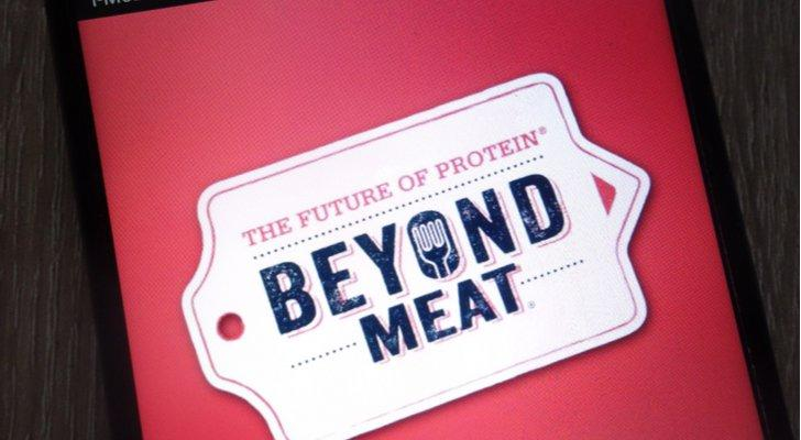Beyond Meat stock is poised to disrupt a huge secular market