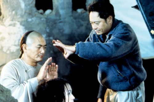 Ang Lee's 'Crouching Tiger, Hidden Dragon' was a cinematic masterpiece.