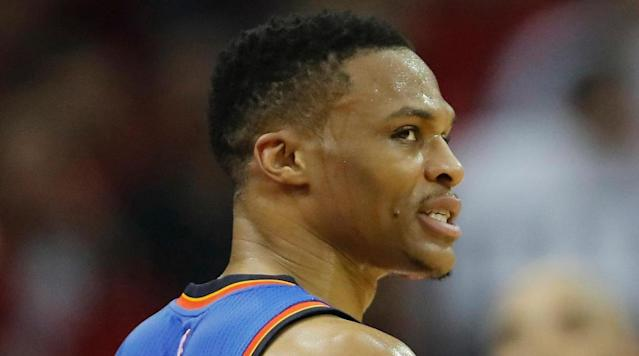 Russell Westbrook fined $15,000 for cursing in postgame interview
