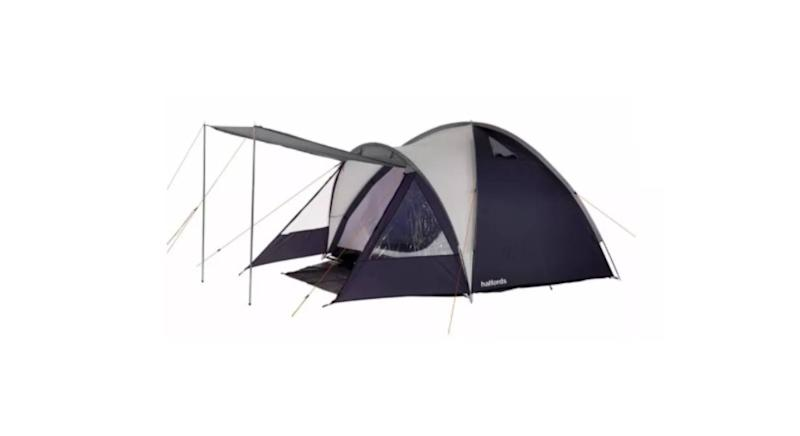 4 Person Double Skin Tent