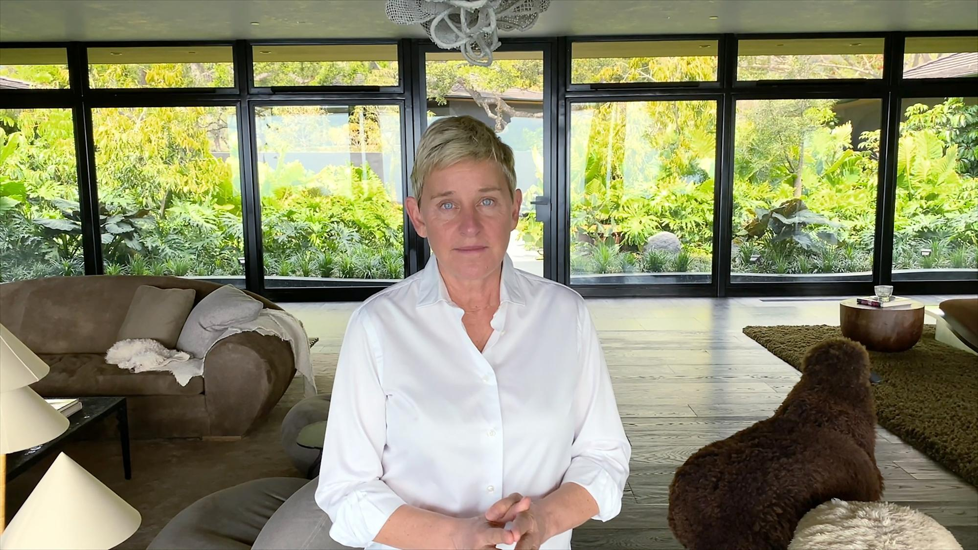 Ellen DeGeneres Show hit with sexual misconduct allegations