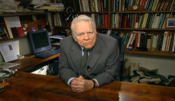 Andy Rooney To Step Down From 60 Minutes Cbs Says