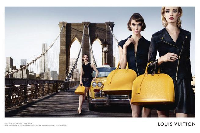 As Louis Vuitton Wind Down 'Core Value' Campaign, We Remember The Best Ads