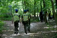 Police said Shishov was found hanged in a Kiev park not far from where he lived.
