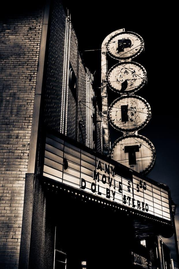Jason McNamara took this photo of the 80-year-old Port Theatre, an independent cinema in Cornwall, Ont., in 2010.