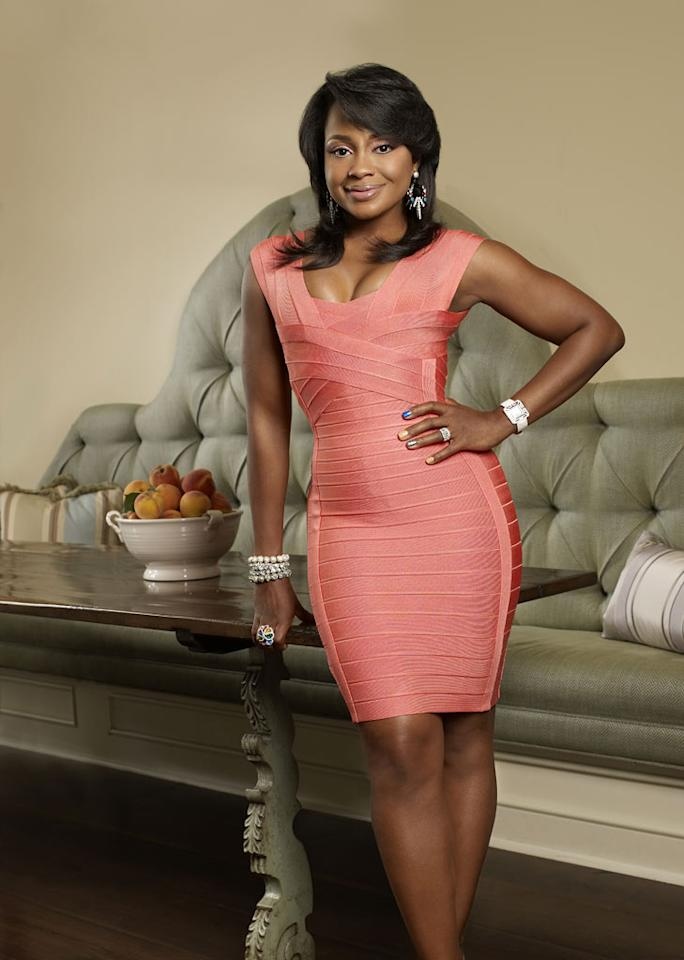"Phaedra Parks stars in ""The Real Housewives Of Atlanta."""
