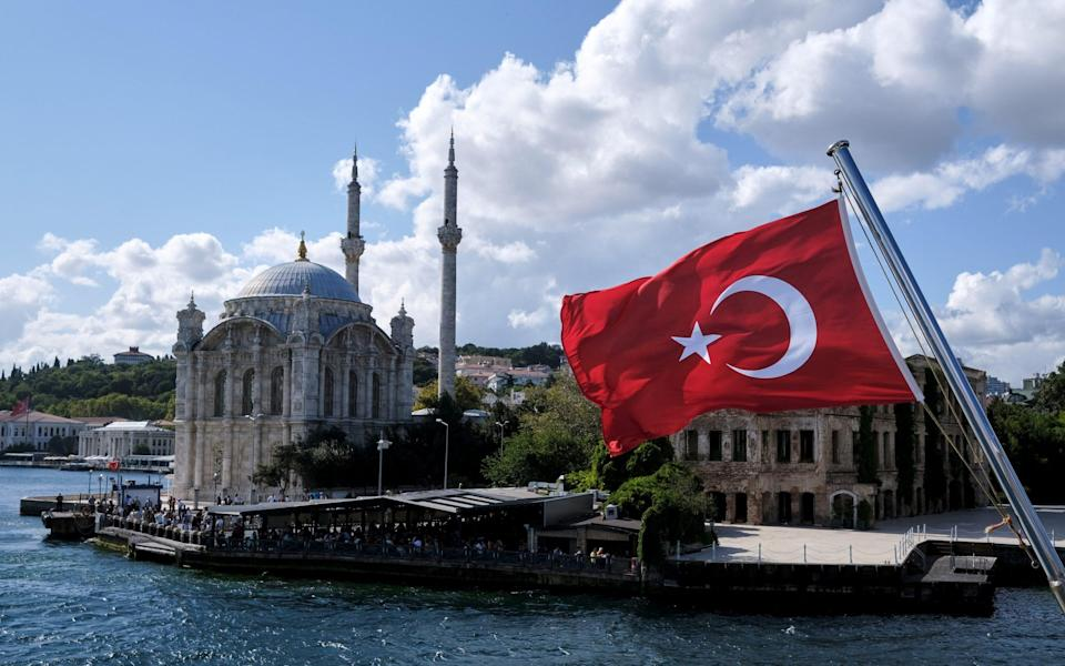Turkey is among eight red-list countries which will move to the amber list on September 22 - Reuters/Murad Sezer