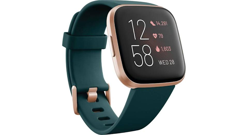 FITBIT Versa 2 with Amazon Alexa
