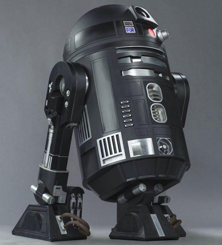 78294454eadd1 New 'Rogue One' Droid C2-B5 Could Be R2-D2's Evil Brother
