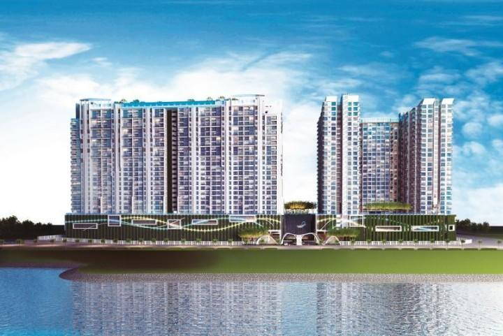 Asia Green Group delivers high-quality residential homes with a seaside resort-feel