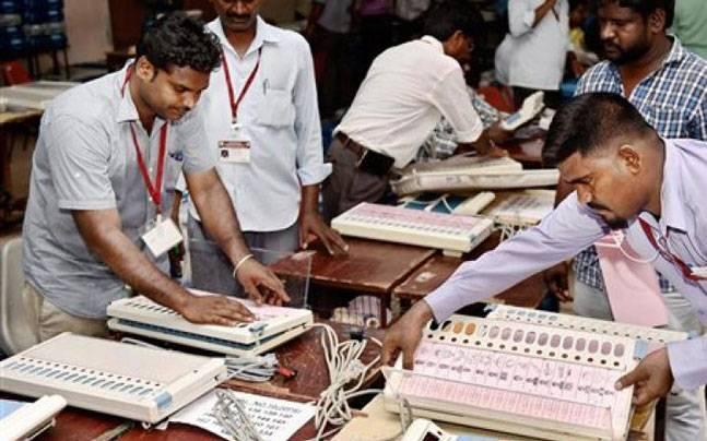 EVMs cannot be tampered with, integrity of electoral process intact: Election Commission