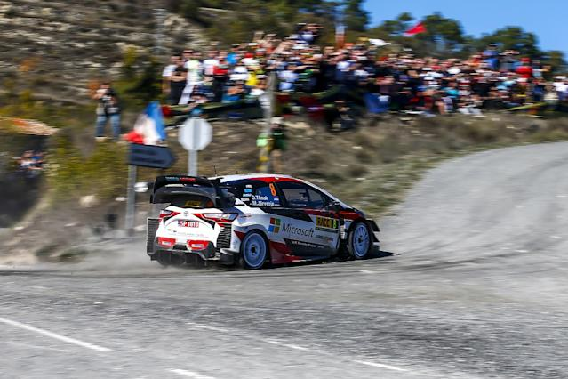 WRC squads lock out Rally Car Award shortlist