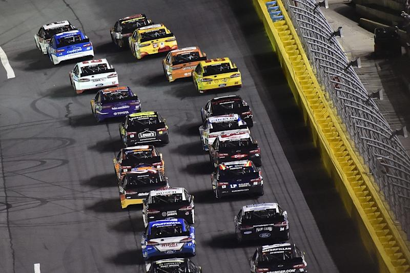 nascar plans 2021 introduction for new generation 7 cup series car