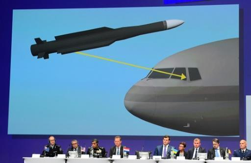 Missile which downed MH17 transported from Russia, inquiry finds