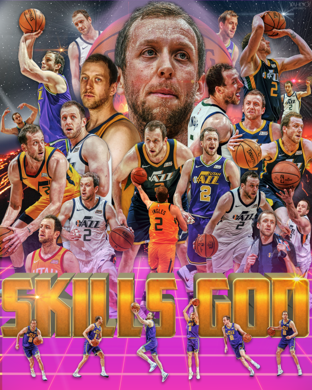 """Sign the petition below to help get <a class=""""link rapid-noclick-resp"""" href=""""/nba/players/5393/"""" data-ylk=""""slk:Joe Ingles"""">Joe Ingles</a> to the Skills Challenge at All-Star Weekend."""