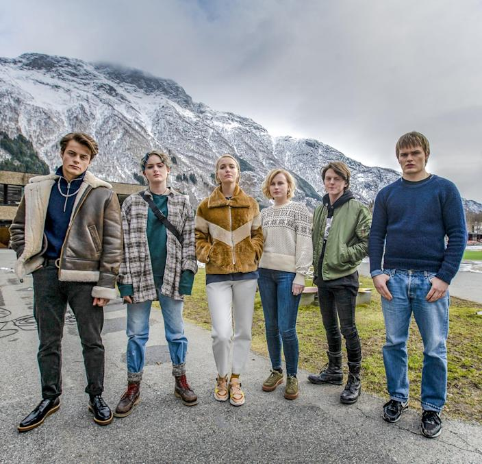"<p>Inspired by Norse mythology, this Norwegian coming-of-age series is back for a second season, continuing the story of a teenager gifted with the embodiment of Thor who may be his town's only hope in the face of bizarre weather patterns.</p> <p><strong>When it's available:</strong> <a href=""http://www.netflix.com/title/80232926"" class=""link rapid-noclick-resp"" rel=""nofollow noopener"" target=""_blank"" data-ylk=""slk:May 27"">May 27</a></p>"