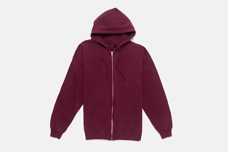 Rue's hoodie from 'Euphoria' is one of the items available on A24 Auctions (Photo: A24 Auctions)