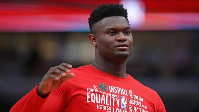 Ahead of his expected return against the Portland Trail Blazers, Zion Williamson explained his most recent injury absence.