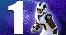 <p>The Rams defense hasn't allowed a touchdown in seven quarters. And it should get even better. (Sam Shields) </p>