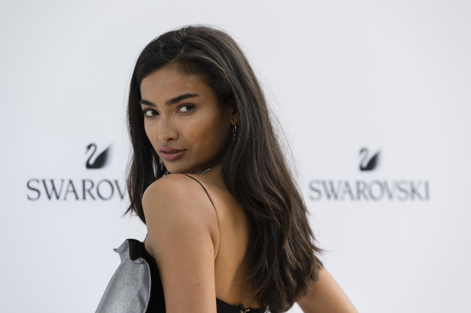 SYDNEY, NEW SOUTH WALES - NOVEMBER 24:  Kelly Gale attends the Swarovski Rainbow Paradise Spring Summer 18 Collection Launch on November 24, 2017 in Sydney, Australia.  (Photo by Brook Mitchell/Getty Images)