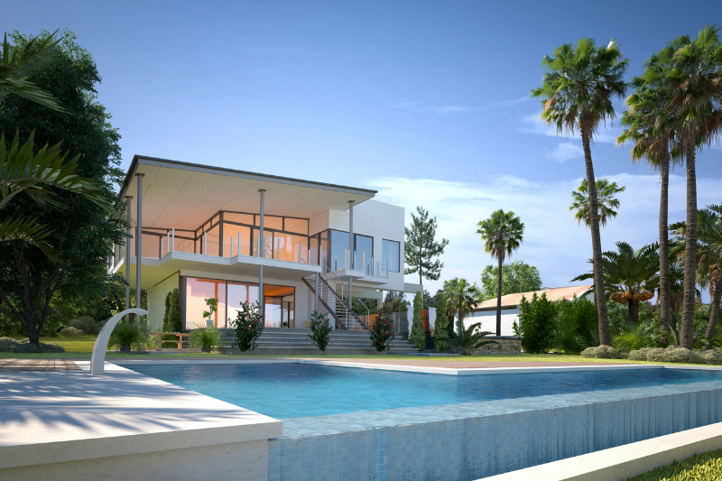 Bungalow with Pool